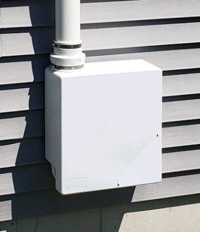 Radon Box
